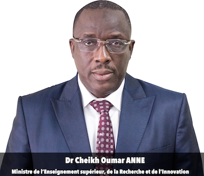 Dr Cheikh Oumar ANNE