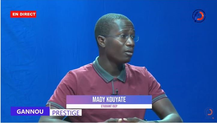 [Prestige Thies] : Interview du Président du Collectif des Apprenants, Mady Kouyaté